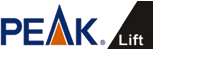 Peak logo left
