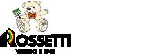 Rossetti logo side
