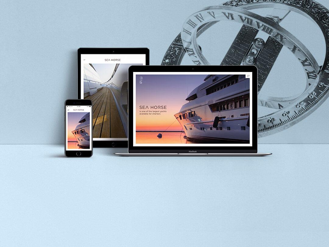 SeaHorse-Web-Presentation 2